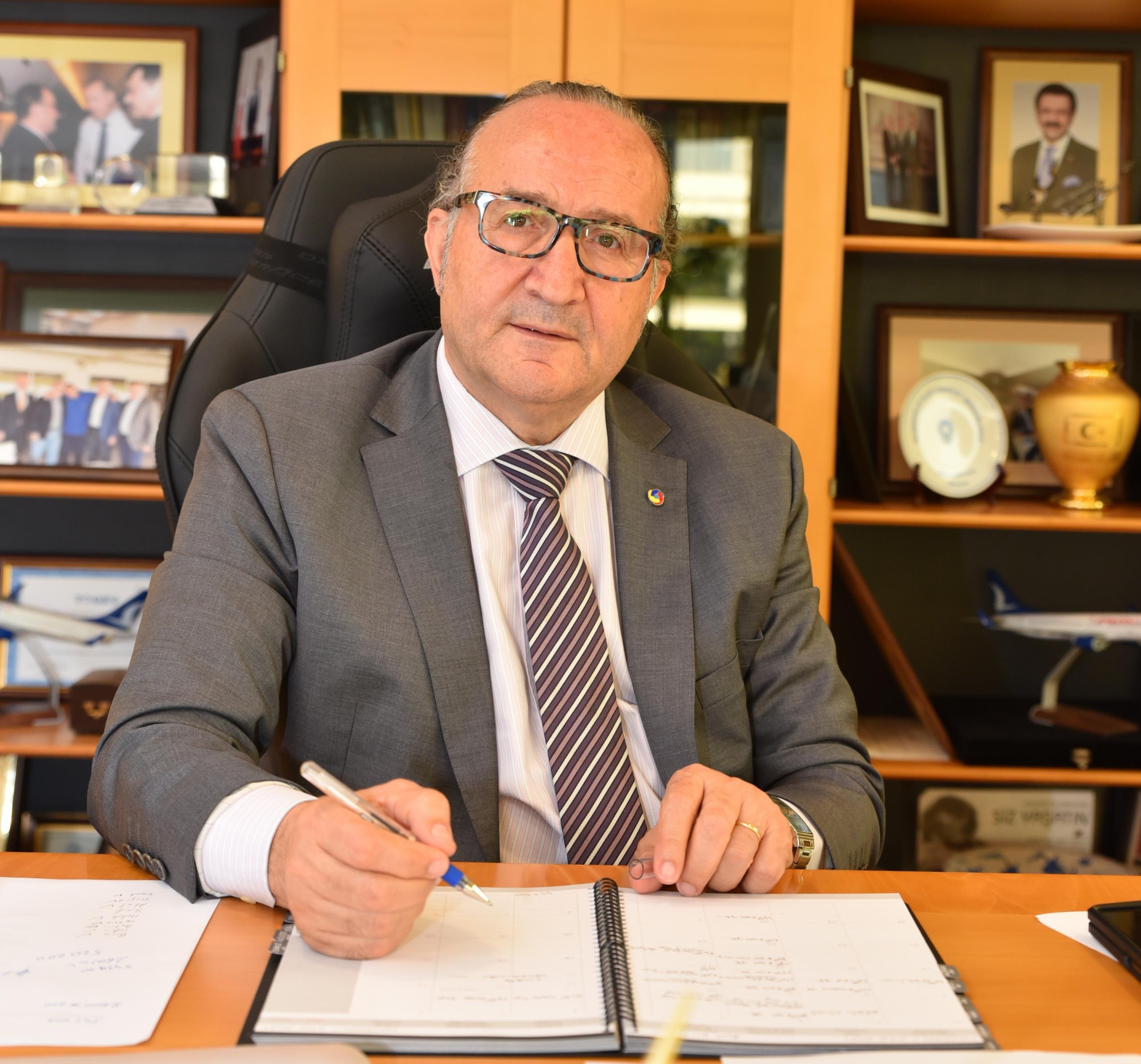 """KSO Başkanı Zeytinoğlu: """"Cari açıktaki iyileşme sürecek!"""""""