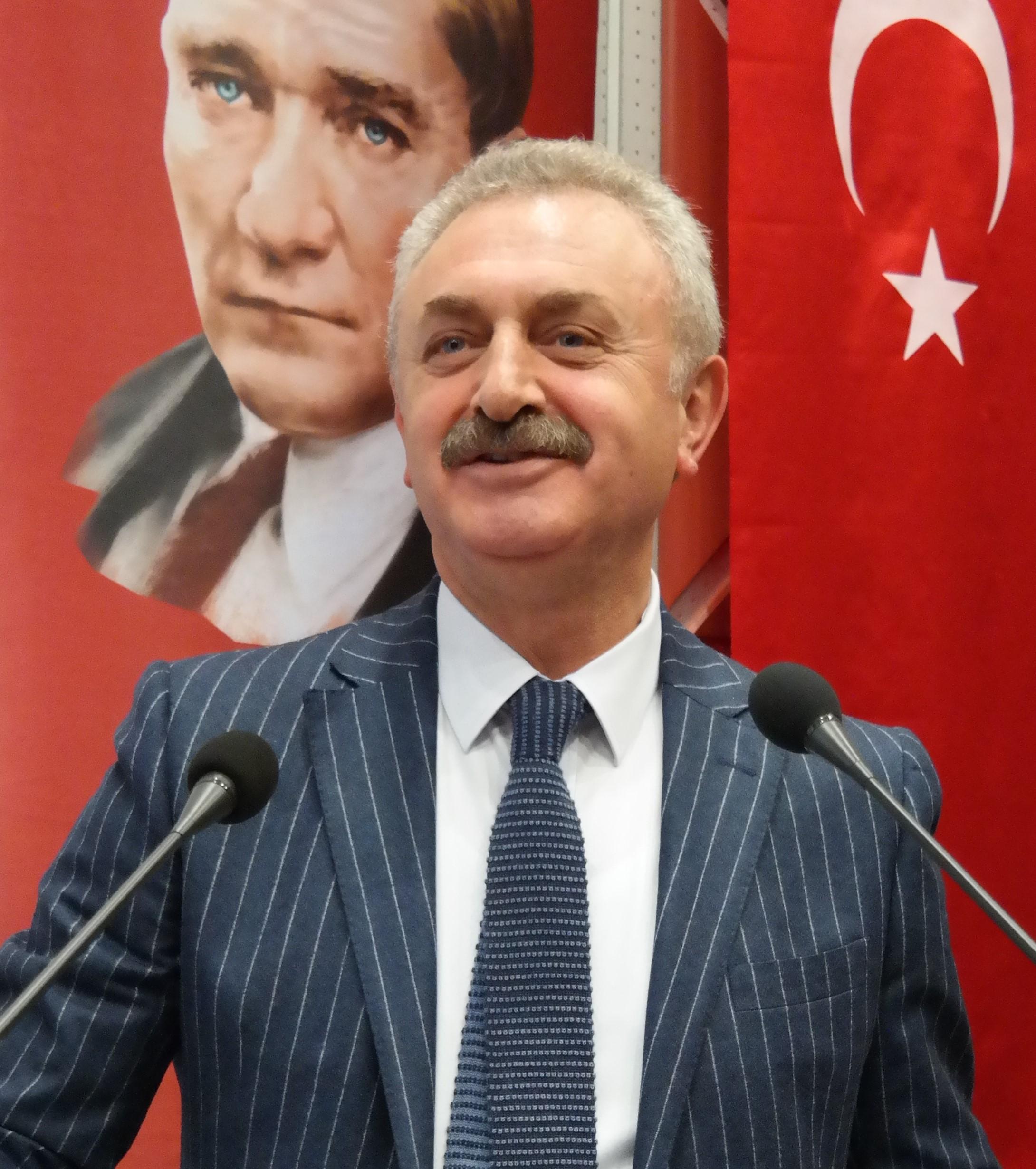 """GTO Başkanı Çiler: """"19 Eylül Gaziler Günü'nü gururla kutlarım!"""""""