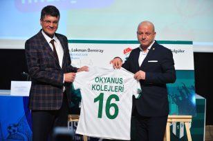 Bursaspor ve Okyanus Koleji arasında iş birliği protokolü