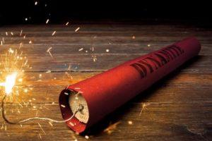 Darıca'daki dinamit patlaması korkuttu!