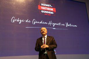 """BAŞKAN BÜYÜKGÖZ: """"GEBZE TÜRKİYE'NİN GÖZ BEBEĞİ!"""""""