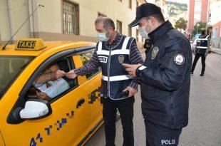 Kocaeli'de yüzlerce taksi denetlendi