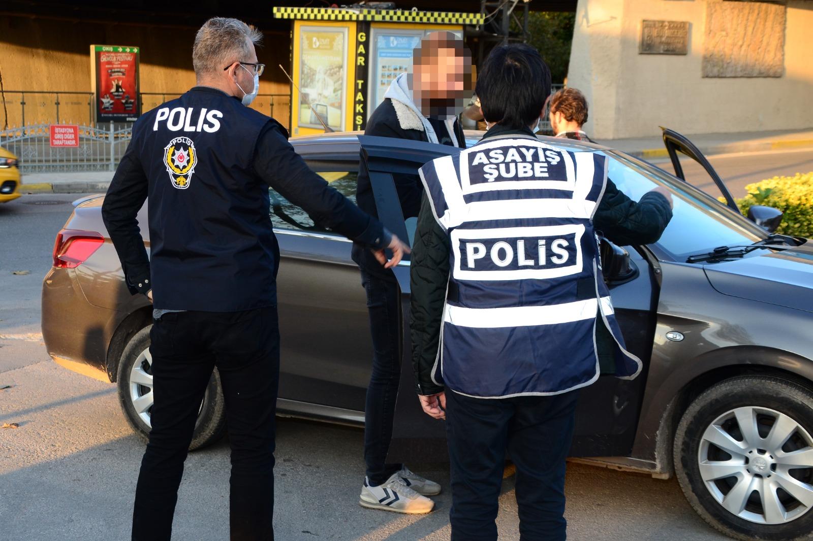 Güven Huzur Uygulanmasında: 5 bin 672 kişi sorgulandı