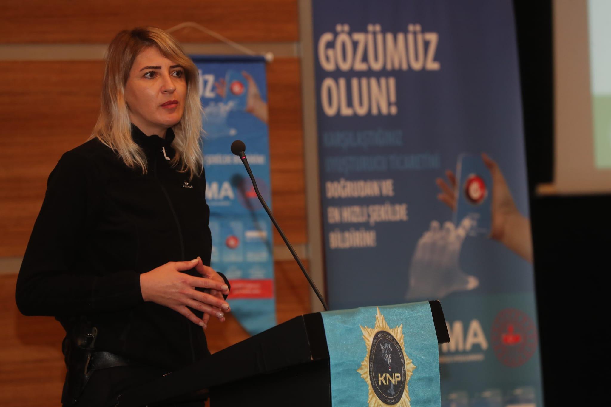 En İyi Narkotik Polisi Anne Projesi Gebze'de Tanıtıldı