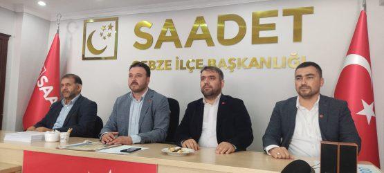 Saadet Gebze, Gebze kongresi ve Karamollaoğlu için hazır!