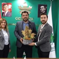 Gelecek Çayırova'da Başkan Murat Çoban